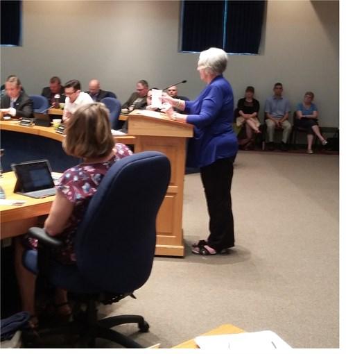Karen Ross City Council