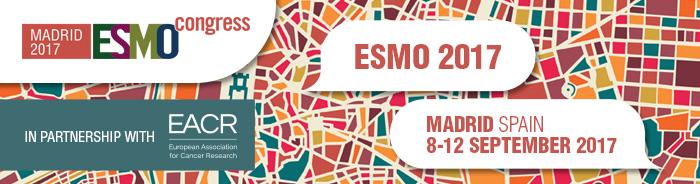 2017 Esmo banner