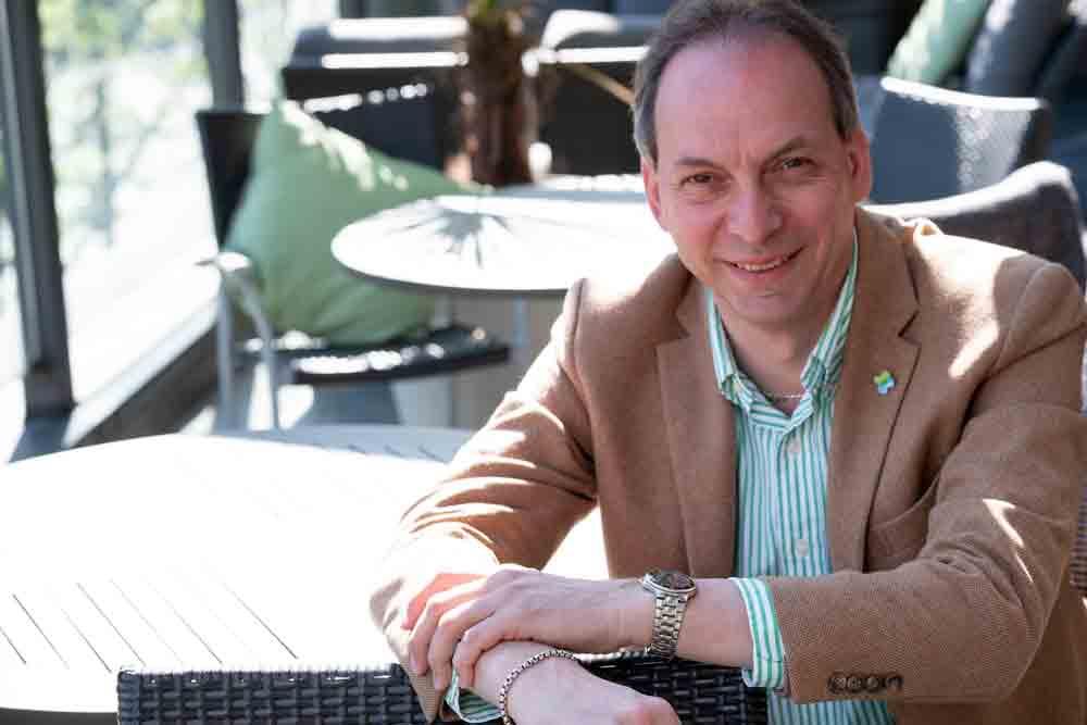 Andrew Welller, Board Member Kidney Cancer Canada