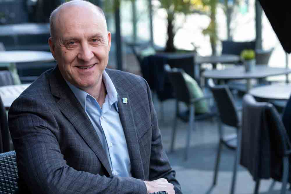 Robert Bick as a Board Member with Kidney Cancer Canada
