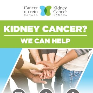 Kidney Cancer Canada poster