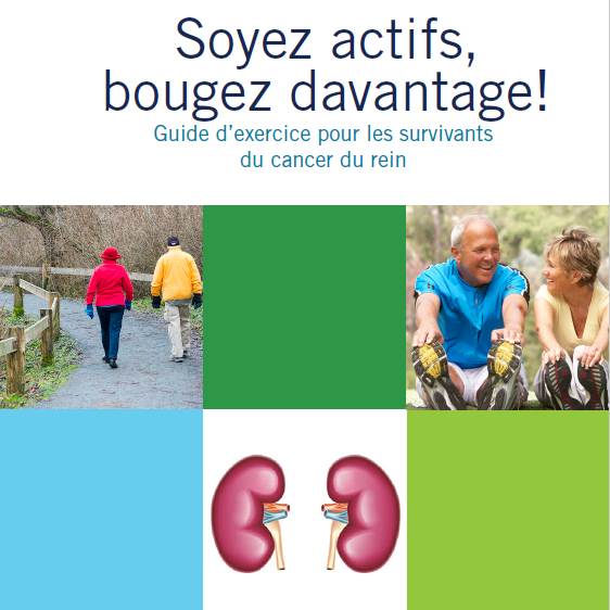 Guide d'exercice pour les survivants de cancer du rein
