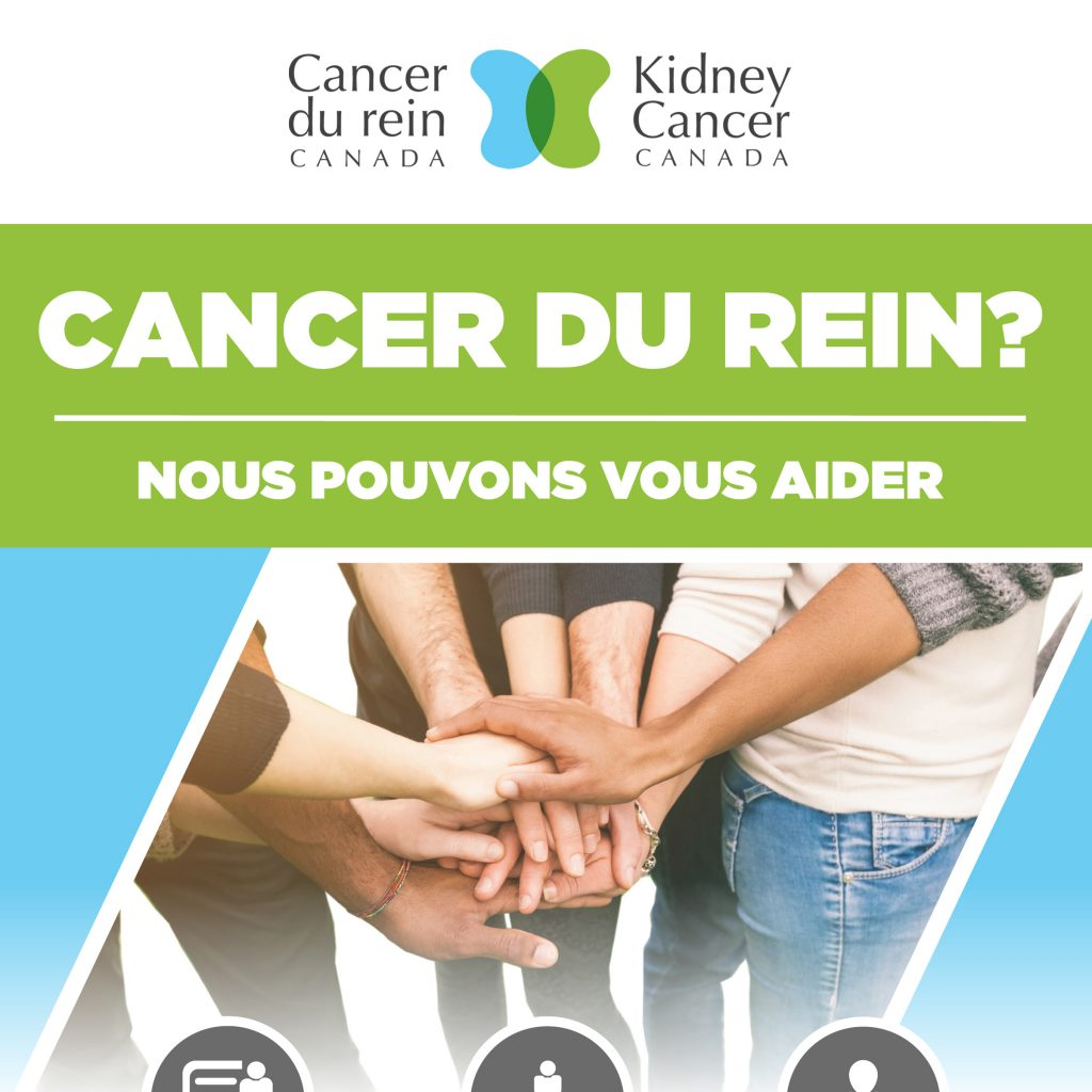 Affiche Cancer du rein Canada