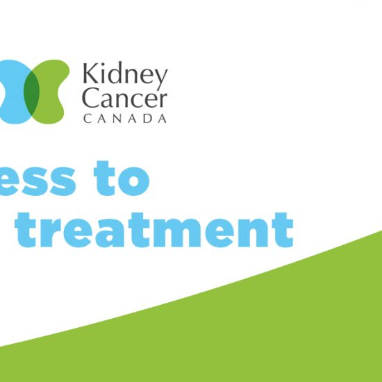 Kidney Cancer Canada News: access to new treatment