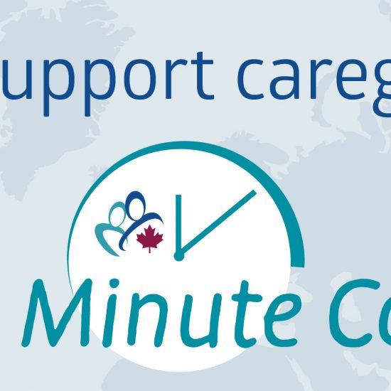 Kidney Cancer Canada: National Caregiver Day - April 7, 2020