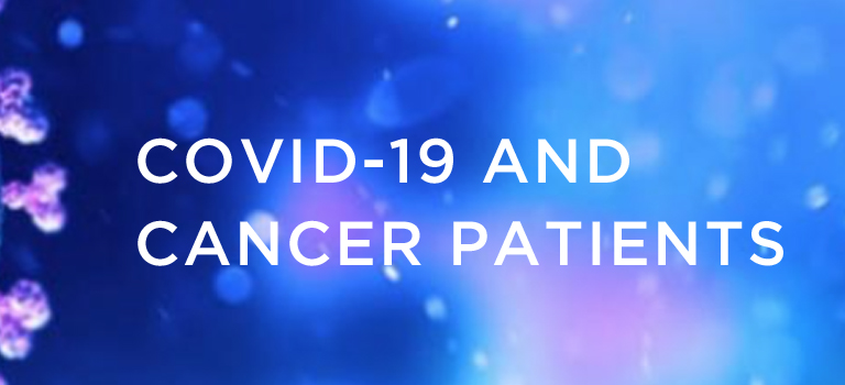 Kidney Cancer Canada: COVID-19 and cancer patients