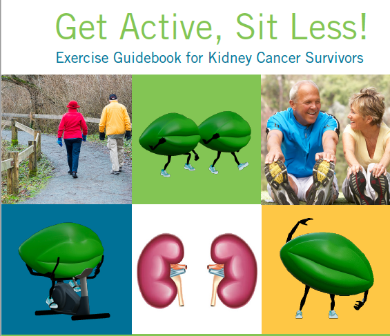 World Kidney Cancer Day 2020 - We need to talk about physical acitivity