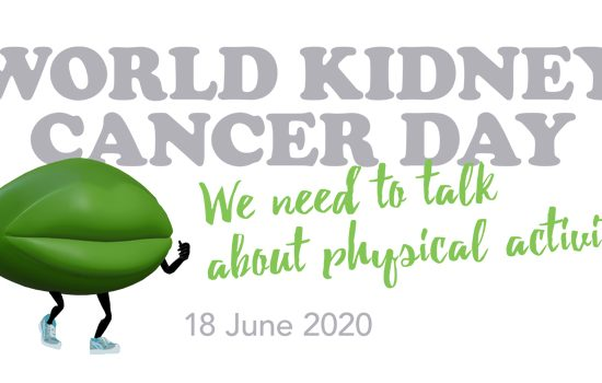 World Kidney Cancer Day 2020 - We need to talk about physical activity