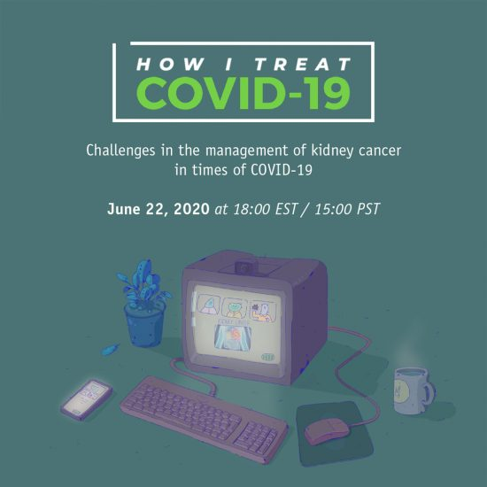 Mangagement of kidney cancer during COVID-19