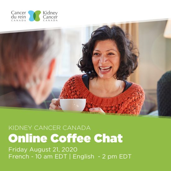 Kidney Cancer Canada - Online Coffee-Chat