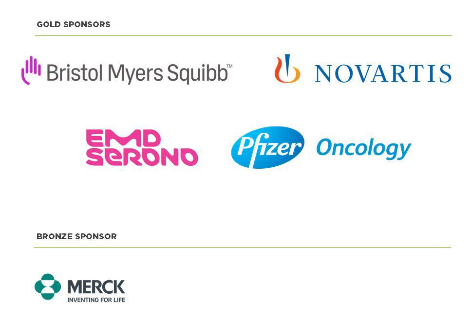 2020 Patient & Caregiver Forum sponsors