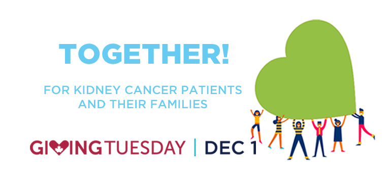 Kidney Cancer Canada - Giving Tuesday Dec 1 2020