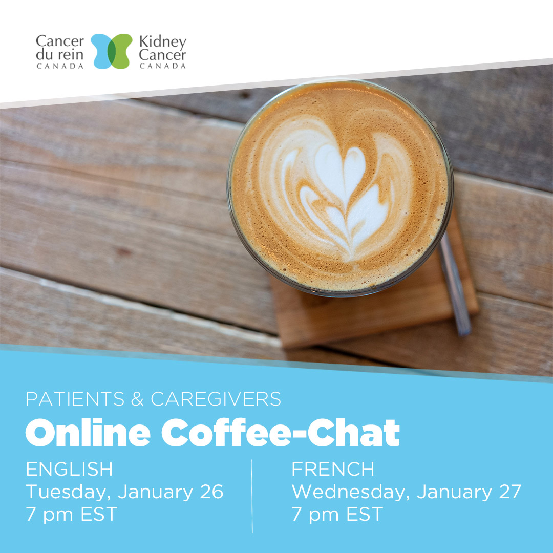 Kidney Cancer Canada Coffee-Chat